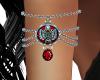 left vampire armband