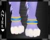 Ae Leela Ankle Cuffs