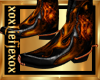 [L] WOLF Fire Boots M