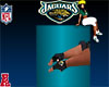 Jaguars Men Rider Gloves
