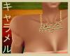 !K Necklace   HAZE