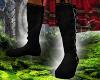 Black Celtic Boot