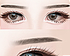 🍜 Korean brows
