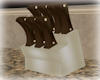 [Luv] 5B - Knife Block