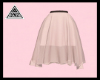 [Z] Haruka Pink Skirt