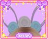 Mom's Grey Bunny Ears