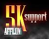 5K Support @Afflon