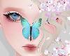 El. Blue Butterfly