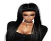 ~S~ Black  Abby Hair