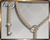 Billie Key Necklace