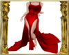 Ruby Dancer Gown