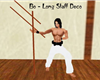 Bo - Long Staff Deco