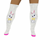 Easter Bunny thigh high