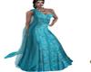 *D*Aqua dress