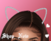 Diamond Kitty Ears