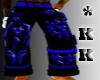 *KK Toxic Blue Baggys