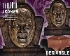 <J> Drv Tombstone Head
