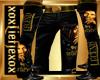 [L] Bob Marley Pants M