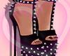 e Heels Black