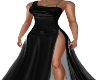 WY-Black Evening Gown