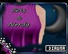 Flirty&Nerdy Blouse Plum