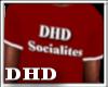 DHD Socialites Mens TEE