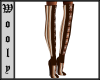 Knee Boots brownish