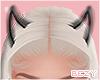 B | Black Neon Horns