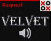 Velvet Heart w/Sound