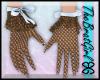 BG Sarah Net Gloves Blue
