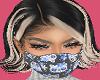 (V) Kitty Face Mask