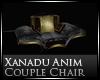 [Nic]Xanadu Couple Chair
