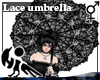 [Hie] Lace umbrella