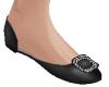 TF* Dressy Flat Black