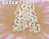*LS floral skirt IV