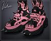 THRILLKILL Shoes Pink