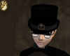 Steampunk Noir - Tophat