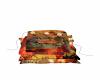 Autumn Sunflower Pillows