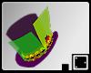 ♠ Legba Hat Tilted