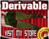 Derivable Bottoms PRG