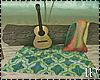 Guitar Romantic Beach