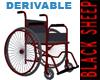 Wheel Chair - Male