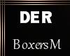 PdT DER Boxers M
