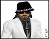 [KMLW]Pres Blk&Wht  Hat