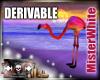 MRW|3D Flamingo