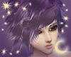 Violet Emo Spikes