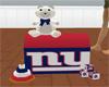 Giants Toy box