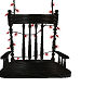 black red swing