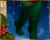 I~Green Elf Socks