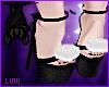 [L] Dark Fur Heels